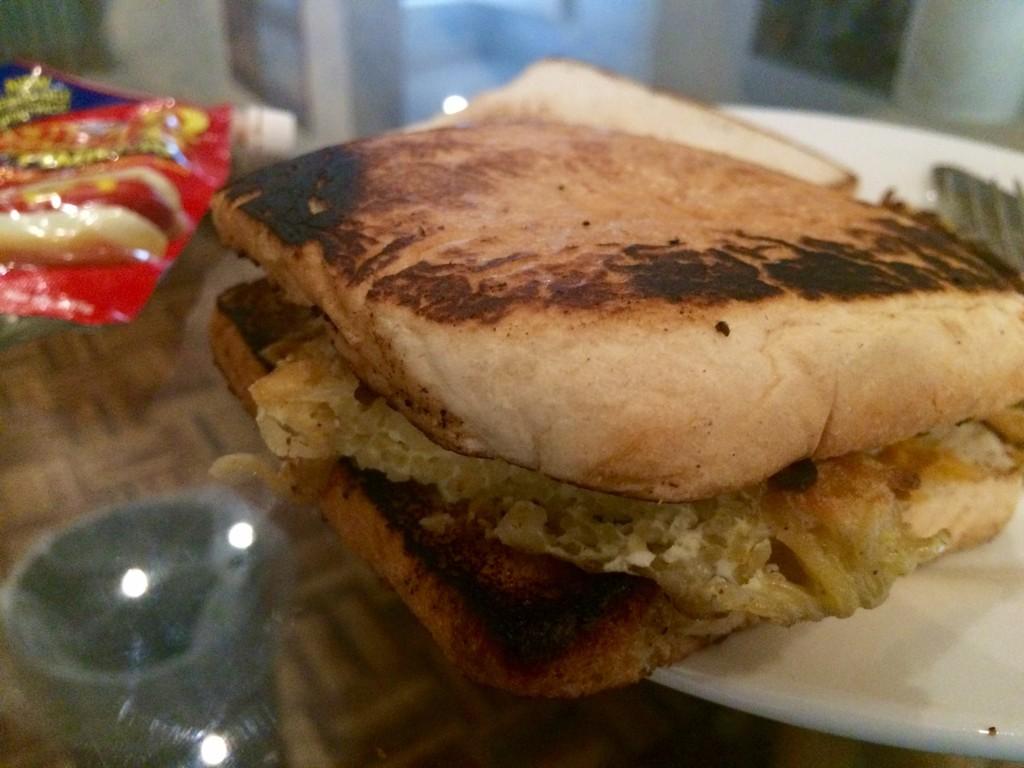 【フィリピン自炊物語】必見、格安で作るボリューム満点朝ごはん
