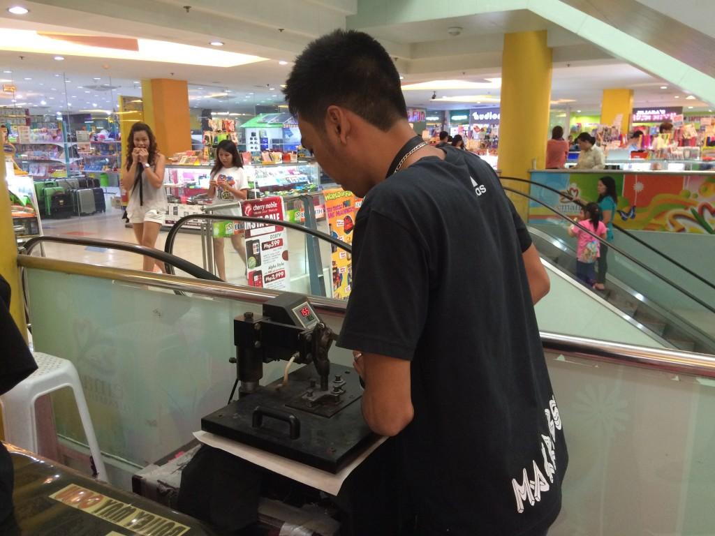 【安価】フィリピンで、夢を叶える方法【Tシャツ】