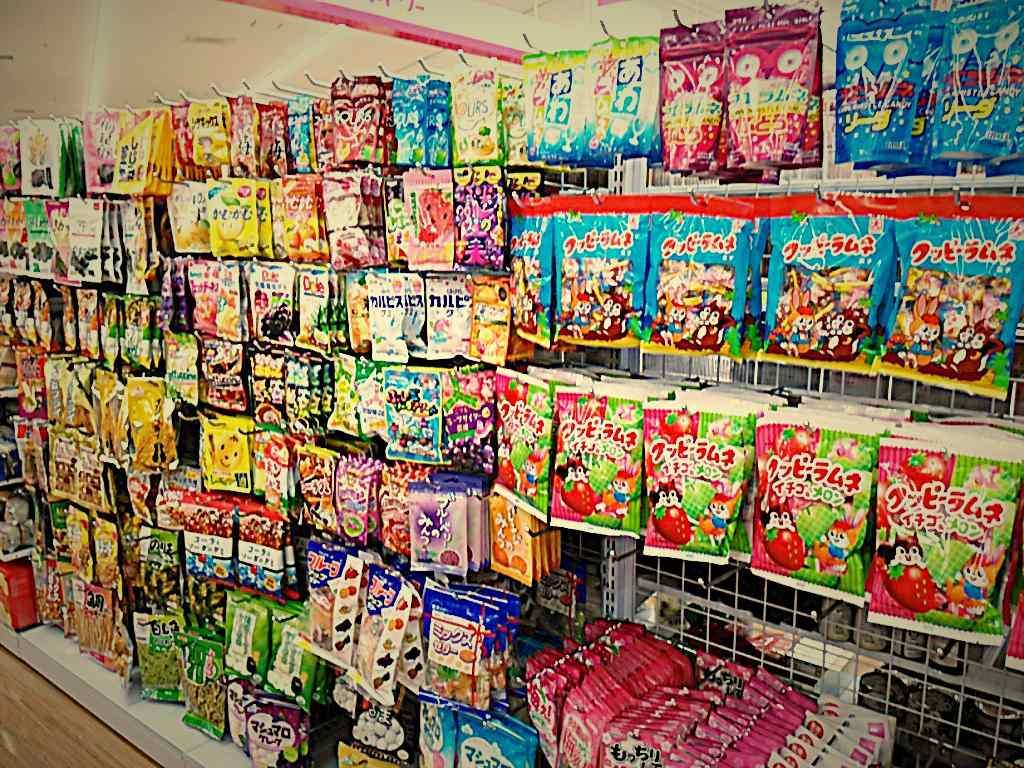 日本 お菓子