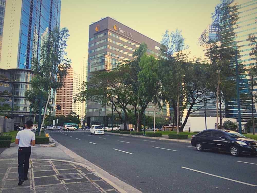 BGC フィリピン