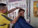 劇的ビフォーアフター 激安!フィリピンで髪を切ってみた