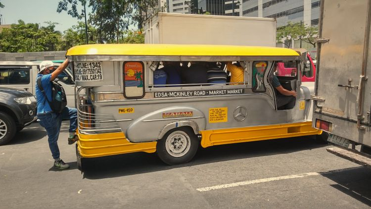 勇気と度胸と交渉力が試される!?フィリピンの交通手段をご紹介!