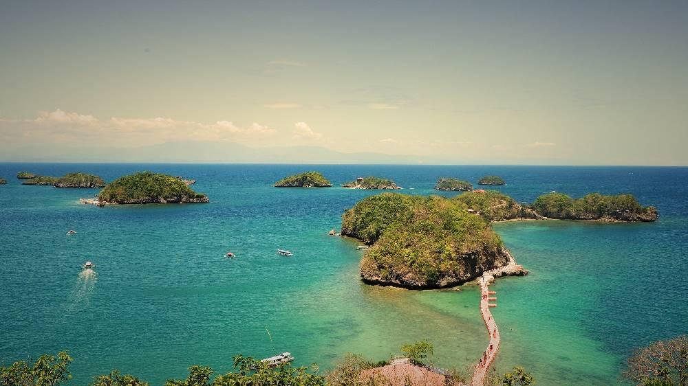 フィリピン 群島 絶景