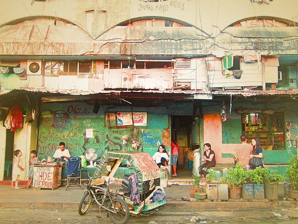 メトロマニラ カローカン市の住宅